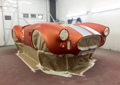 carrosserie rénovation Ac Cobra