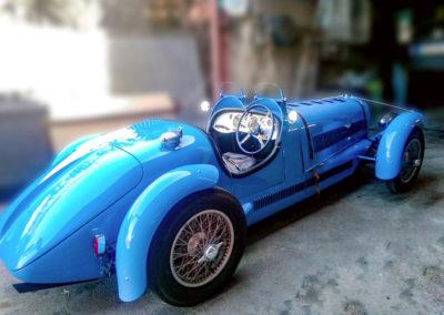 Carroserie rénovation voiture annecy
