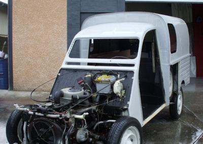 carrosserie rénovation voiture