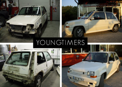 Gt Turbo fast carrosserie annecy