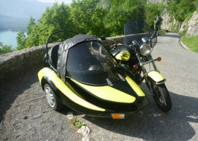 moto carrosserie guzzy