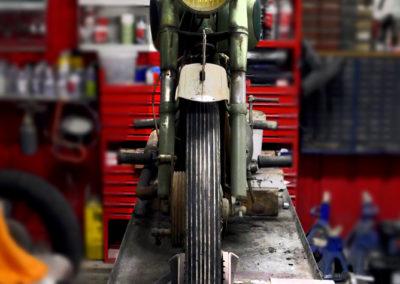 garage carrosserie scooter