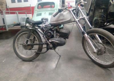 moto fast carrosserie harley rapido